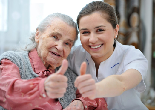 The Advantages of Home Care!