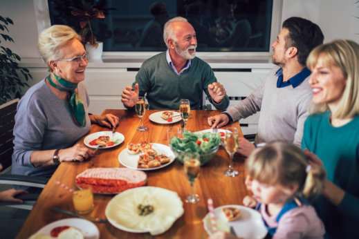Senior Care: Tips for Eating Healthy During the Holidays