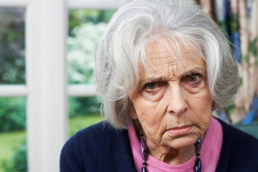 Causes of Paranoia In Older Adults